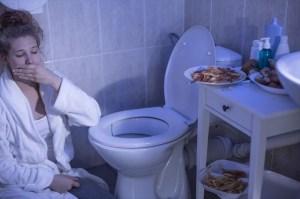 bulimia purging